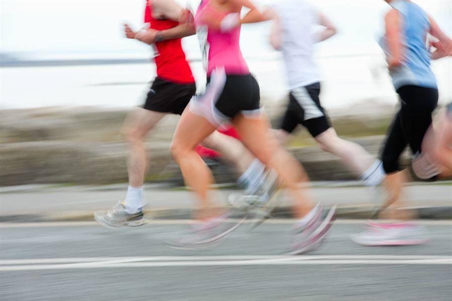 Noen som løper