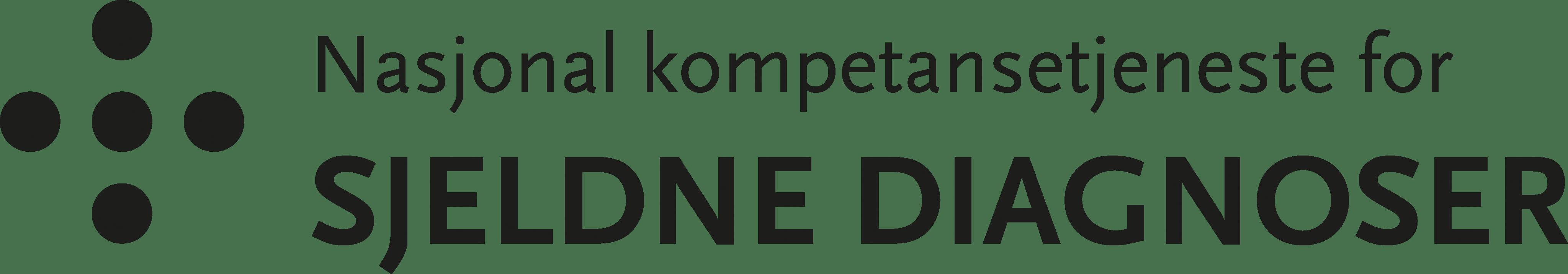 logo nasjonal kompetansetjeneste for sjeldne diagnoser